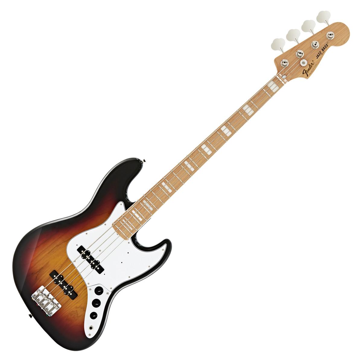 disc fender japon fsr classique 70 39 s jazz bass guitare. Black Bedroom Furniture Sets. Home Design Ideas