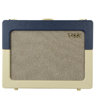 Vox AC30C2 Limited Edition Valve Amplifier, Two-Tone Gray/Blue