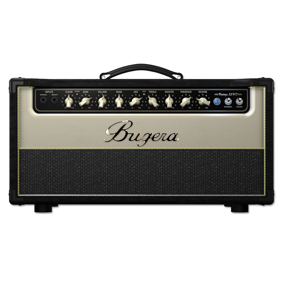 bugera v55hd infinium vintage 55 watt head b stock at gear4music. Black Bedroom Furniture Sets. Home Design Ideas