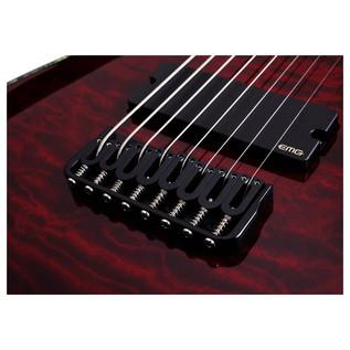 Schecter Hellraiser C-8 Guitar