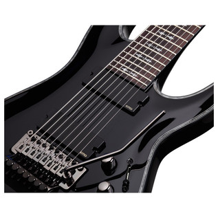 Schecter Hellraiser C-8 FR Electric Guitar