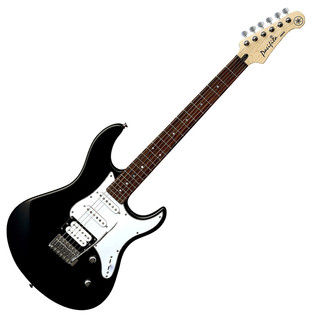 Yamaha Pacifica 012 Pack, Black - Guitar