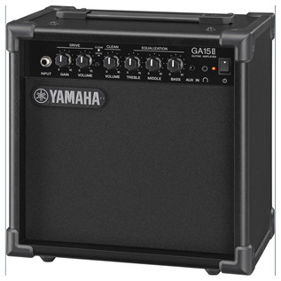 Yamaha Pacifica 012 Pack, Dark Blue Metallic - GA15 Amplifier