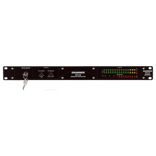 Drawmer SP2120 Stereo Speaker Protector Front