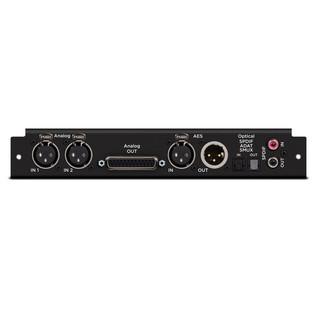 Apogee 2x6 Analog I/O And 8x8 Optical Plus AES I/O Module