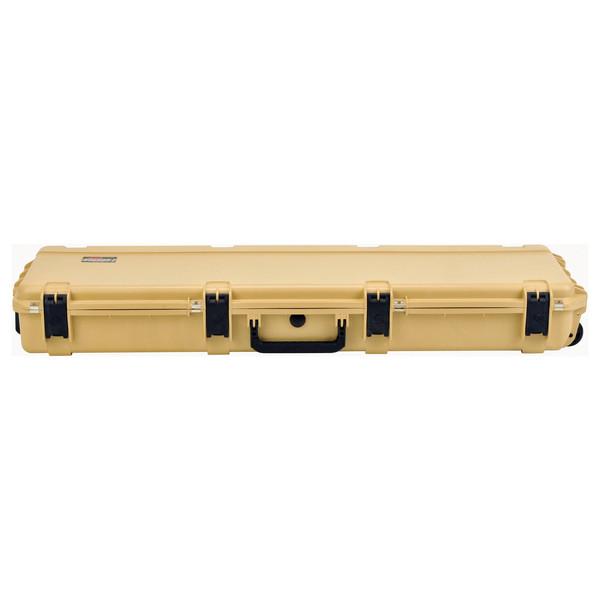 SKB iSeries 5014-6 Waterproof Case (Empty), Tan - Front Flat