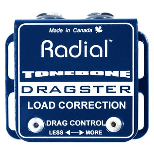 Radial Tonebone Dragster Load Correction Device Front