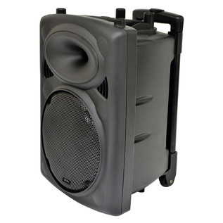 QTX QR10PA Portable Active PA Speaker