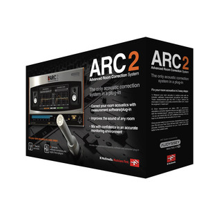 IK Multimedia ARC System, Room Correction System v.2
