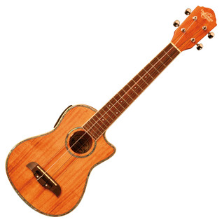 Oscar Schmidt OU5 LCE Concert Electro Acoustic Ukulele