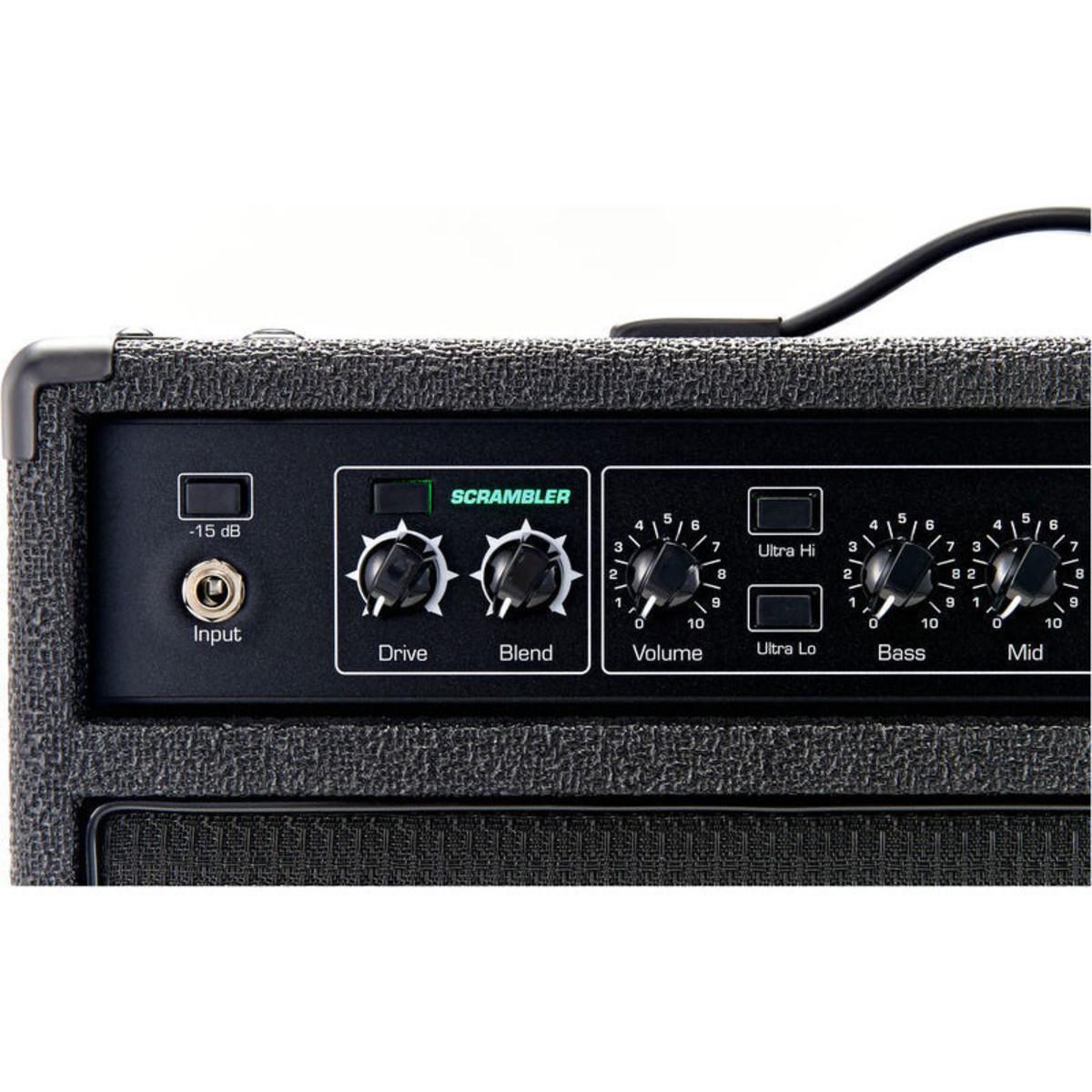 ampeg ampli combo basse ba 210 v2 b stock. Black Bedroom Furniture Sets. Home Design Ideas