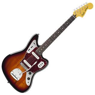 Squier by Fender Vintage Modified Jaguar Guitar, Sunburst