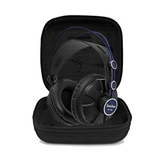 SubZero SZ-7080 Monitoring Headphones + Case Pack