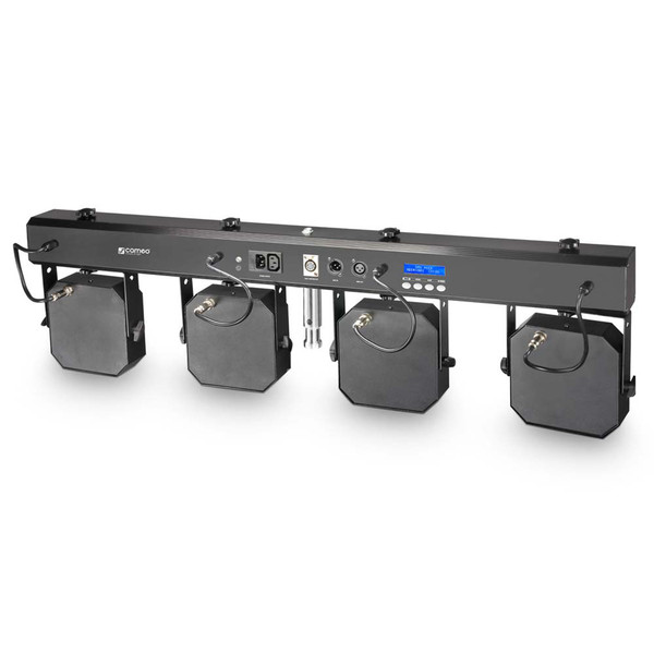 Cameo Multi Par 1 432 x 10mm LED Lighting System