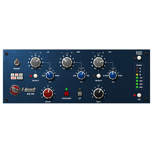 IK Multimedia T-RackS EQ PA
