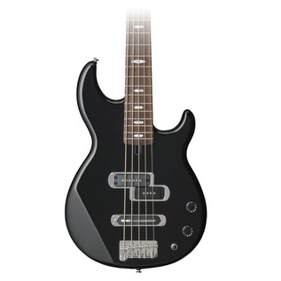 Yamaha BB425 5-String Bass Guitar, Black
