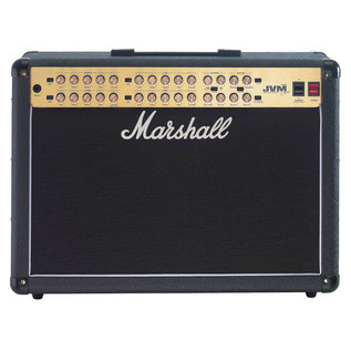 Marshall JVM410C 100 Watt 4-Channel Valve 2x12 Combo - front