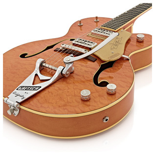 Gretsch G6120-1959LTV Chet Atkins Hollow Body, Quilted Maple