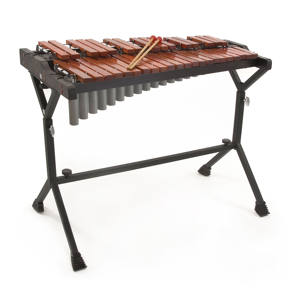 WHD Orchestral Rosewood Xylophone with Resonators - Box ...