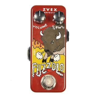 Z.Vex Fuzzolo Micro Fuzz Pedal