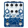 EarthQuaker Devices Avalanche kjøre    Delay og    Reverb