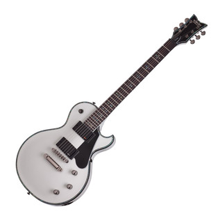 Schecter Hellraiser Solo-II Electric Guitar, Gloss White