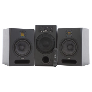 Adam F7 Active Studio Monitor with Sub7