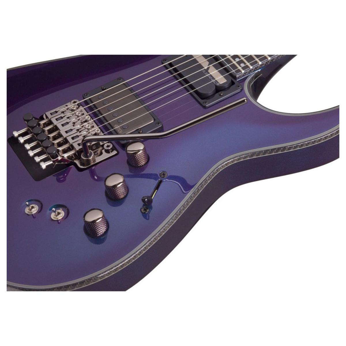 Schecter Hellraiser C 1 Fr S : schecter hellraiser hybrid c 1 fr s electric guitar ultra violet at gear4music ~ Russianpoet.info Haus und Dekorationen