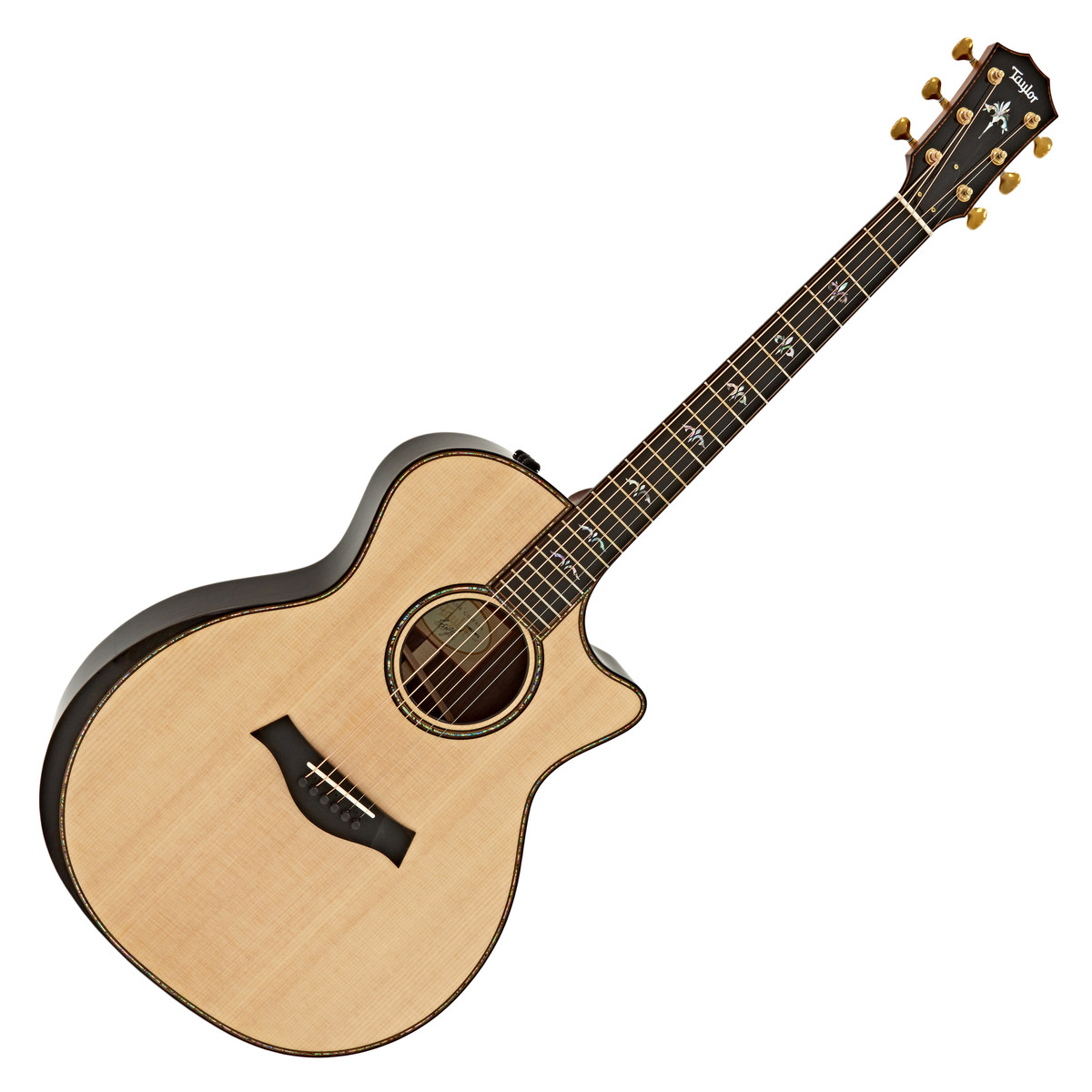 Taylor 914ce Electro Acoustic Guitar at Gear4music.com