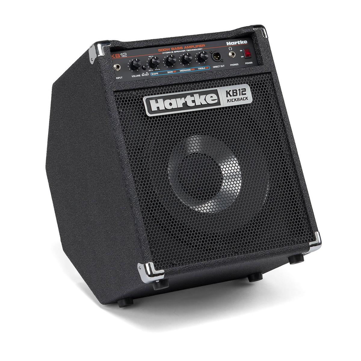 hartke kickback 12 bass combo amp at gear4music. Black Bedroom Furniture Sets. Home Design Ideas