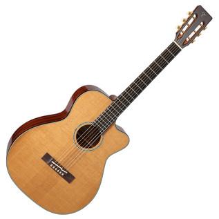 Takamine EF740FS-TT OM Electro Acoustic Guitar