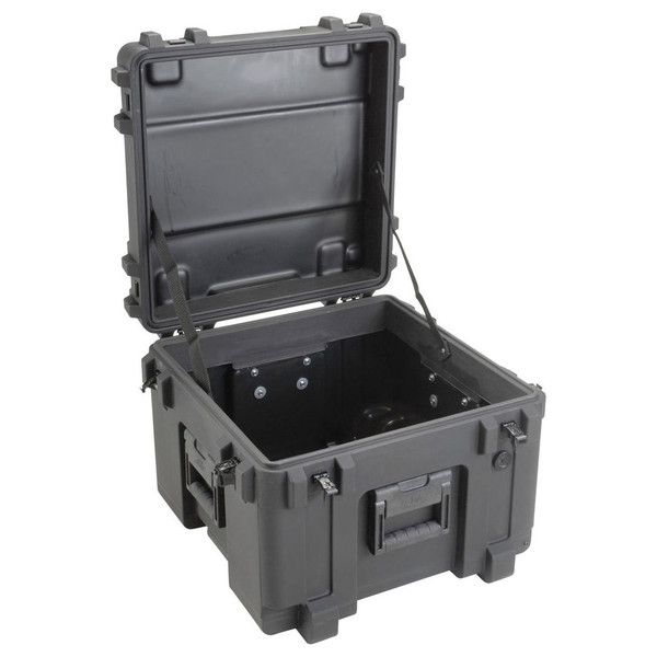 SKB R Series 1919-14 Waterproof Utility Case (Empty) - Angled Open