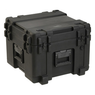 SKB R Series 1919-14 Waterproof Utility Case (With Cubed Foam) - Angled Closed