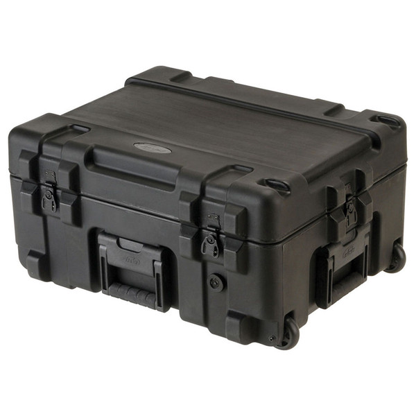 SKB R Series 2217-10 Waterproof Utility Case (With Dividers) - Angled Closed 2
