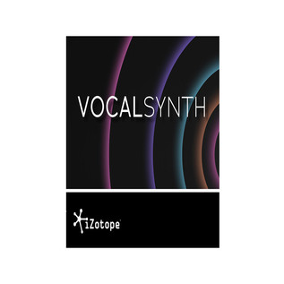iZotope VocalSynth Pack