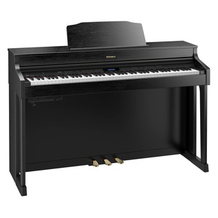 Roland HP603 Digital Piano Package, Contemporary Black