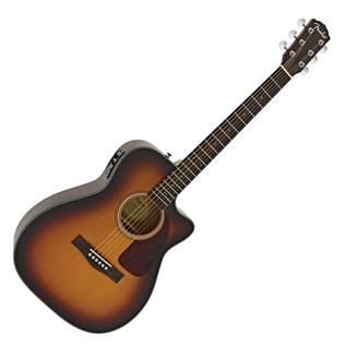 Fender CF-140SCE Electro Acoustic Guitar, Sunburst