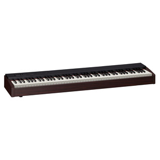 Roland F-20 Portable Piano, Dark Walnut