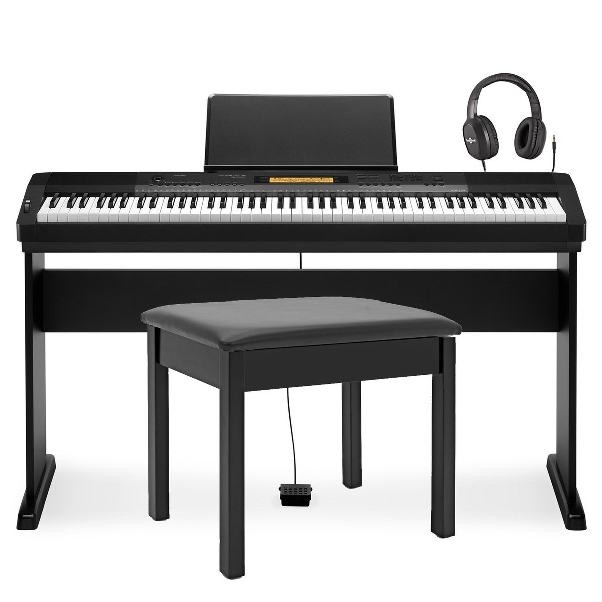Casio CDP 220R Digital Piano Deluxe Pack