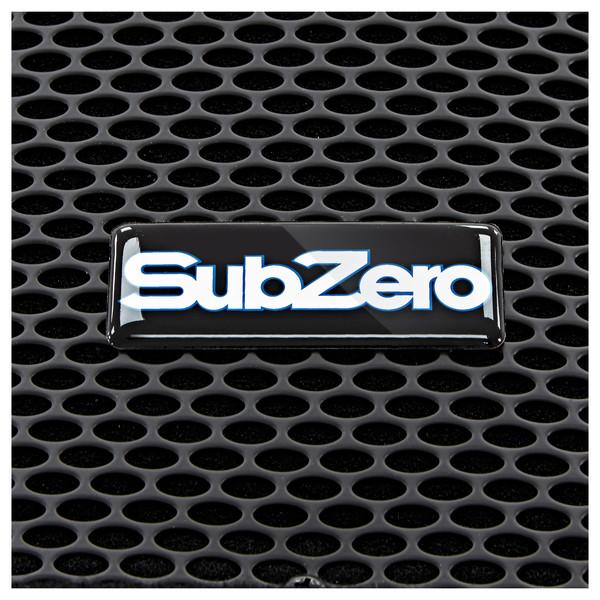 "SubZero 400W 15"" Active PA Speaker by Gear4music"