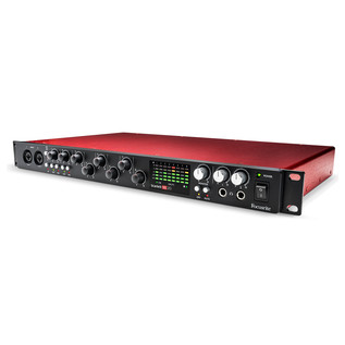 Focusrite Scarlett 18i20 MKII - Angled Right