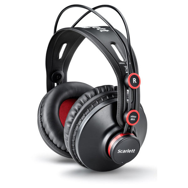 Focusrite Scarlett Solo Studio MKII - Headphones