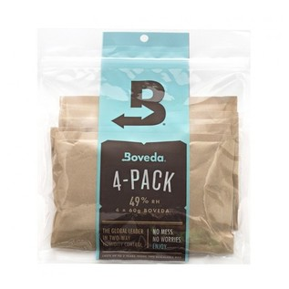 Boveda 2-Way Humidity Control Refill 4-Pack