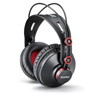 Focusrite Scarlett 2i2 Studio MKII - Headphones