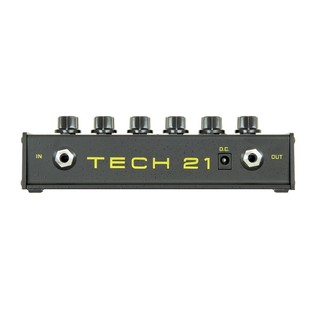 Tech 21 SansAmp Programmable Bass Driver DI Rear