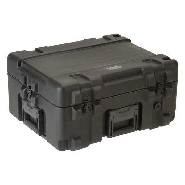 SKB R Series 2217-10 Waterproof Utility Case (With Cubed Foam) - Angled Closed