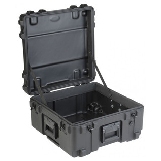 SKB R Series 2222-12 Waterproof Case (Empty) - Angled Open