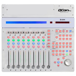Icon QCon Pro USB Control Surface with Motorised Faders