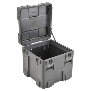 SKB R Series 2222-20 Waterproof Case (Empty) - Angled Open