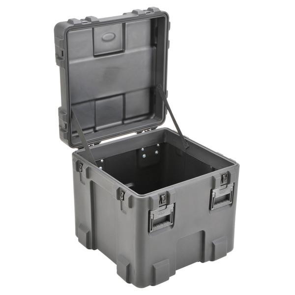 SKB R Series 2222-20 Waterproof Case (Empty) - Angled Open